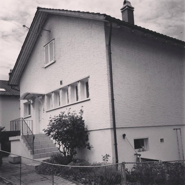 Dit huis stond vlakbij de Bodensee. Het stond in een rustige buurt en was van een Nederlands echtpaar.