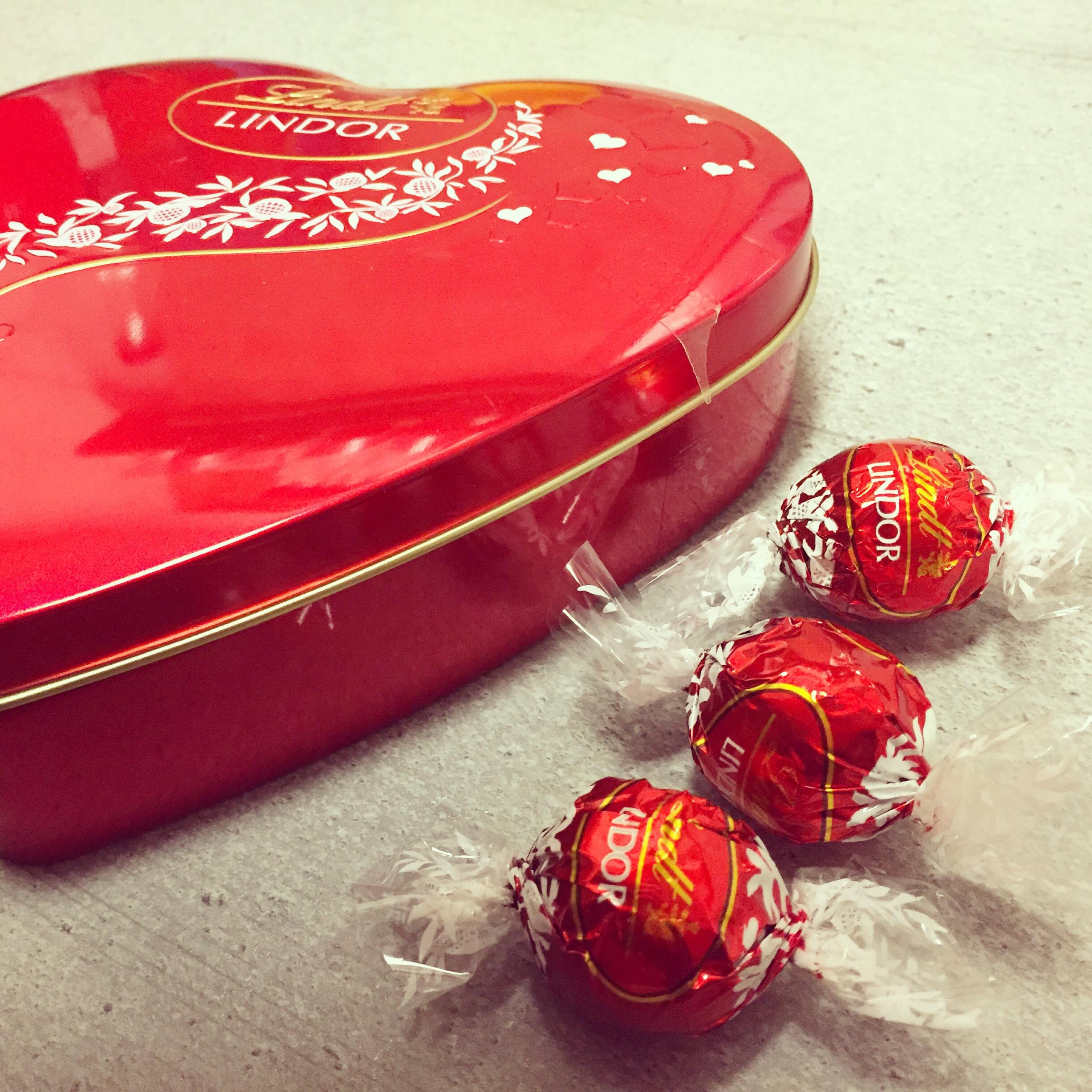 Mijn heerlijke valentijnscadeau!