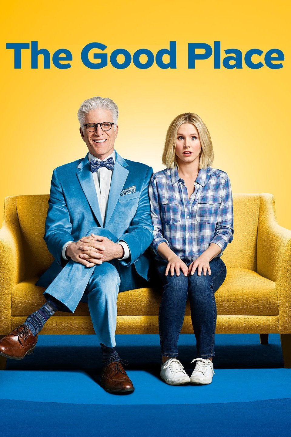 The Good Place | Lovethat.nl | Netflixserie | Netflixsnack