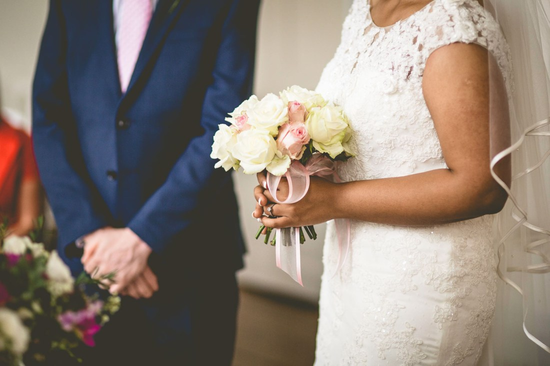 Wedding at Clissold House in London