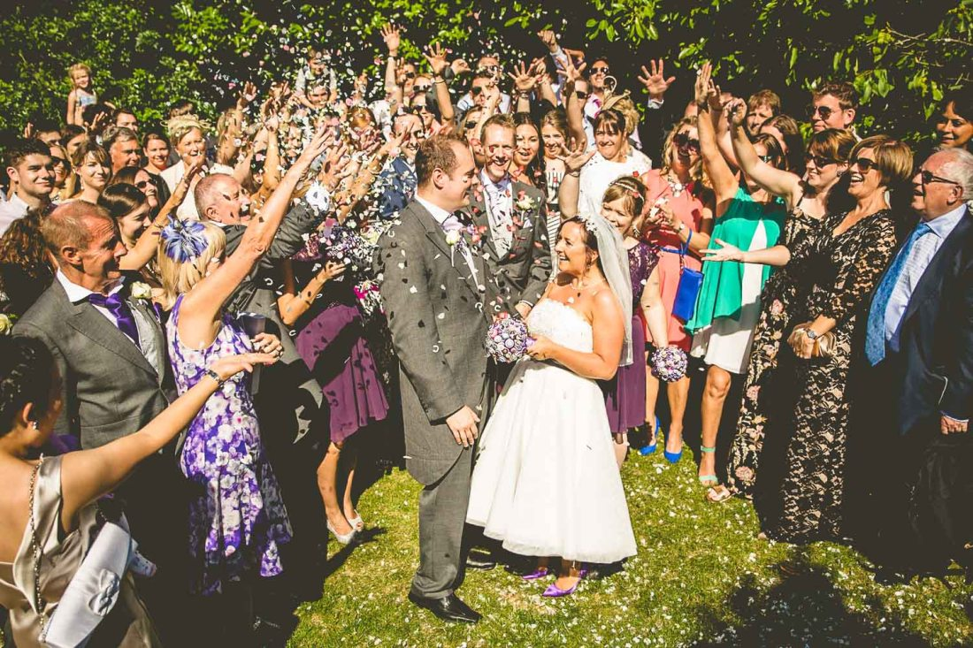 Wedding at the Reid Rooms in Essex