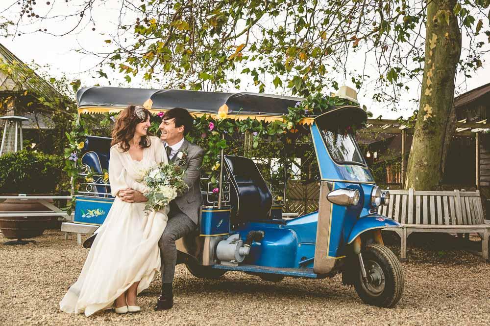 Vintage DIY Wedding at South Farm in Cambridgeshire