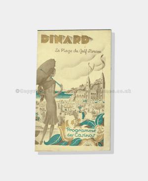 1929, CASINO DINARD