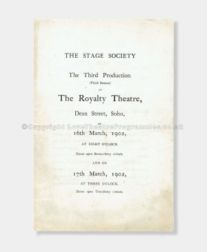 Royalty Theatre, Soho