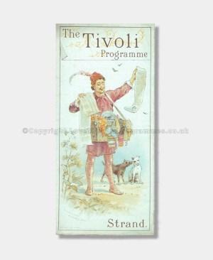 1894 - Tivoli - Variety