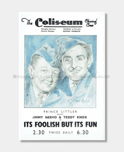 1943 Its Foolish but its Fun Coliseum