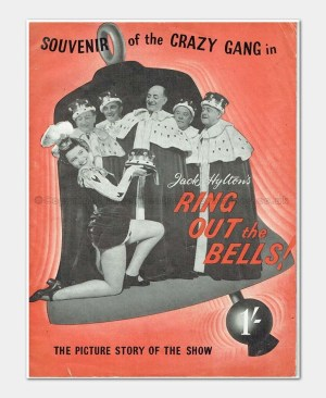 1952 Crazy Gang, Ring Out the Bells, Victoria Palace