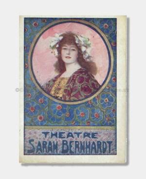 1923 Théâtre Sarah Bernhardt