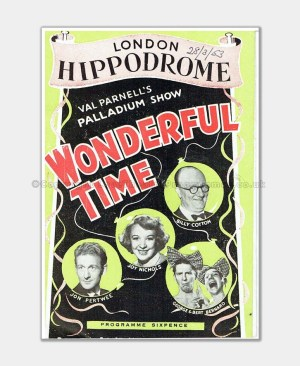 1953 hippodrome - wonderful time