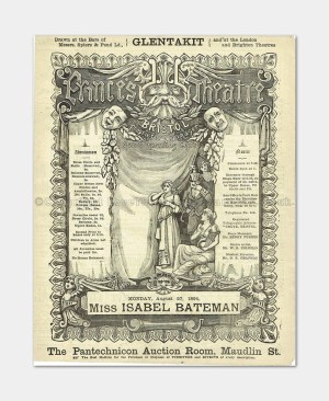 1894 LEAH Prince's Theatre, Bristol