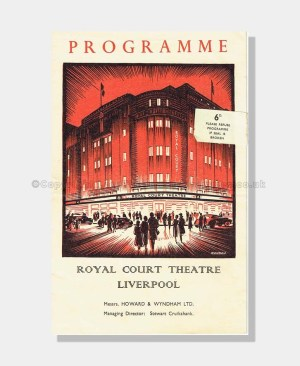 1960 ROSS Royal Court, Liverpool