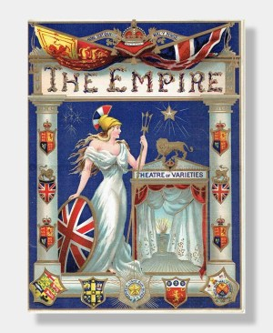 1897 EMPIRE THEATRE Variety