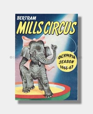 1966 BERTRAM MILLS CIRCUS Olympia