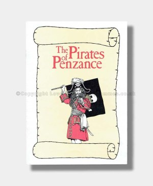 1987 PIRATES OF PENZANCE Barbican Centre