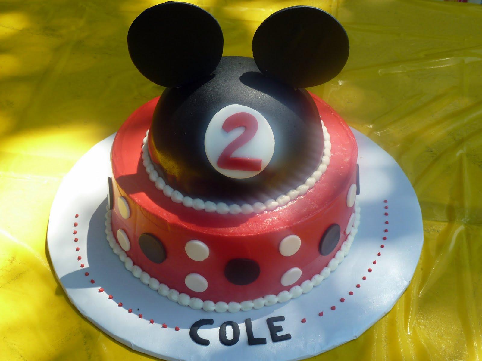 Brilliant Oh Toodles A Mickey Birthday Party Funny Birthday Cards Online Alyptdamsfinfo