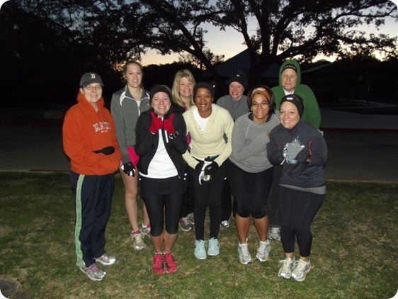 ZOOMA Training Run at Brushy Creek