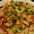 Nachos-Full plate