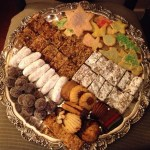 Christmas Cookies Platter Love The Secret Ingredient