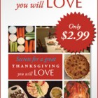 Thanksgiving recipe book for the best Thanksgiving meal with a process guide to keep you sane.