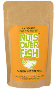 Nuts Over Fish Cashew Nut Topping.