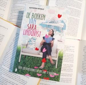 De boeken van Sara Lindqvist