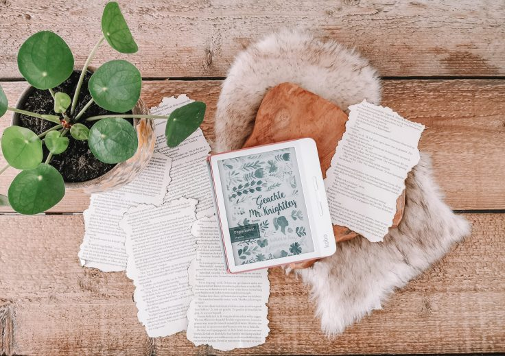 Bookhaul - Kobo Libra H2O