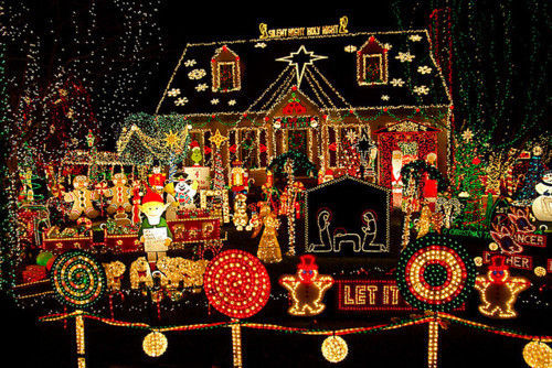 Ultimate Christmas House Pictures, Photos, And Images For