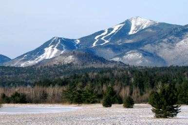 Whiteface Mountain, where the windchill hit minus 110 F