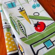 1950s Towel