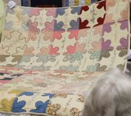 Grandma Van's friendship quilt