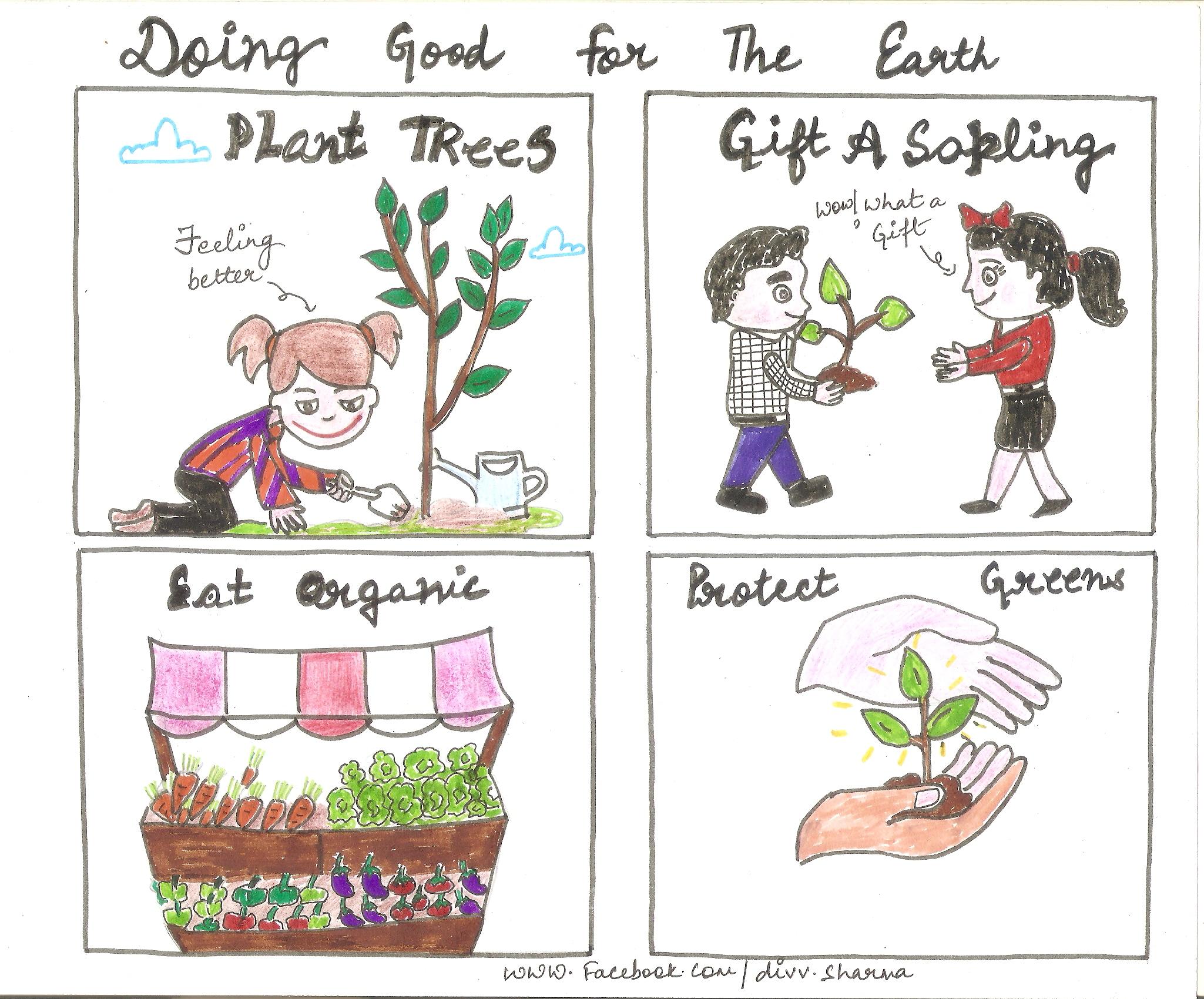 Do Good For Earth
