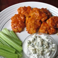 Baked Boneless Buffalo Wings
