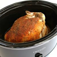 Slow Cooker Turkey Breast