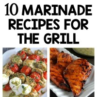 10 Marinade Recipes for the Grill