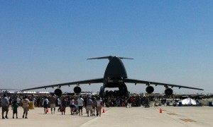 Travis Air Show