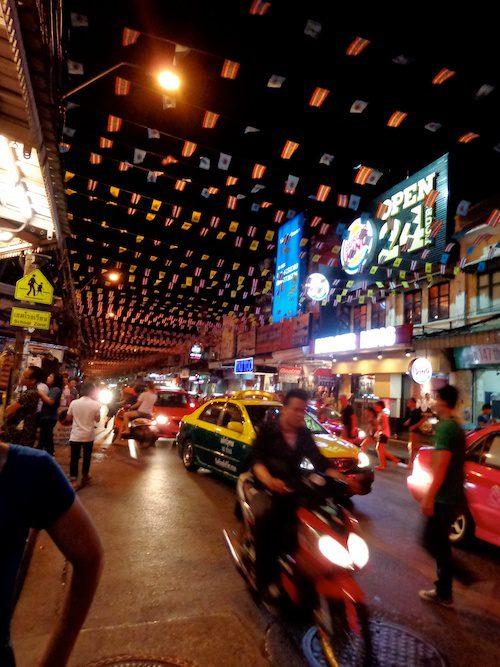 Khao San Road, Thailand – © Michelle Vogel
