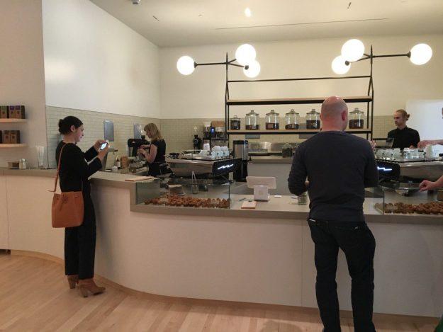 Sightglass Coffee Bar at SFMOMA - photo © Love to Eat and Trav