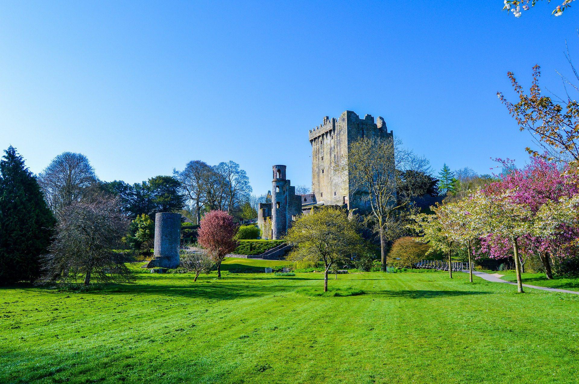 Irish Castle, Ireland