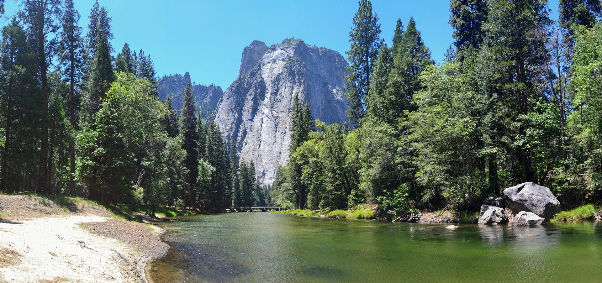 Cathedral Rocks, Yosemite, CA