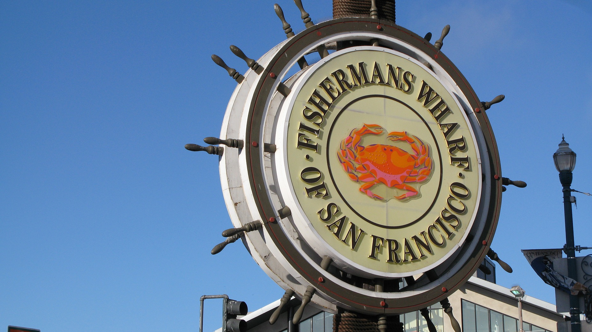 Fisherman's Wharf, San Francisco, CA