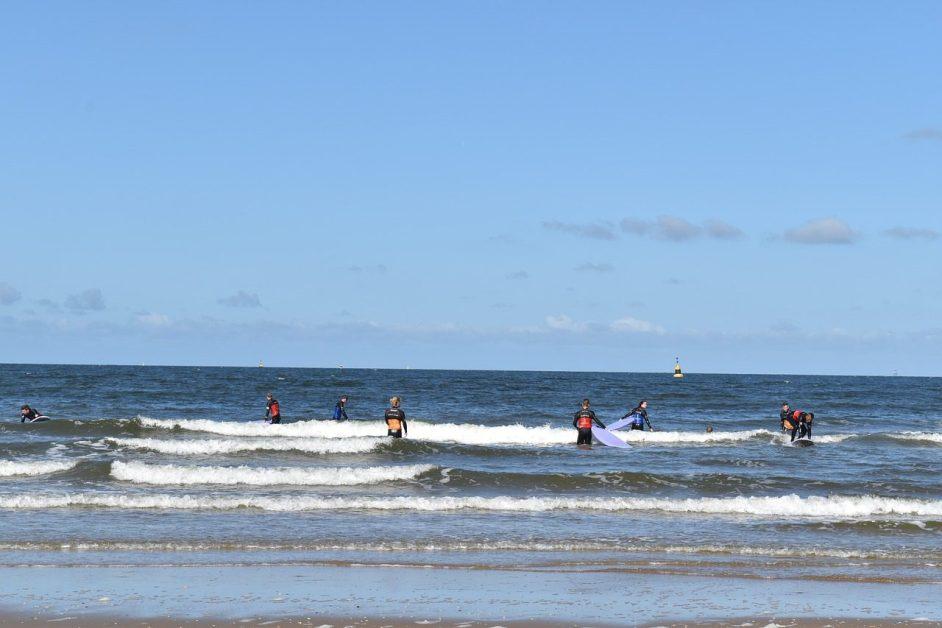 sea, water, surfing
