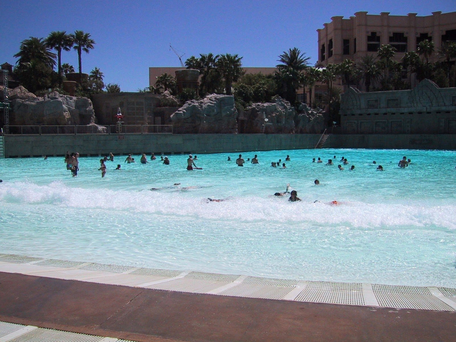 Mandalay Bay Beach, Mandalay Bay, Las Vegas