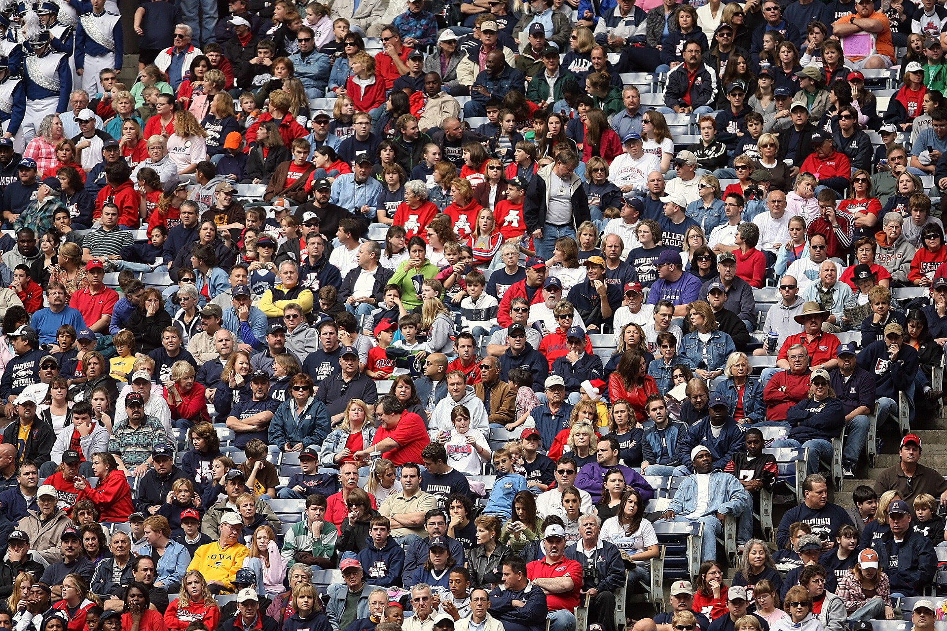Allegiant Stadium Las Vegas Raiders Football Fans, Las Vegas