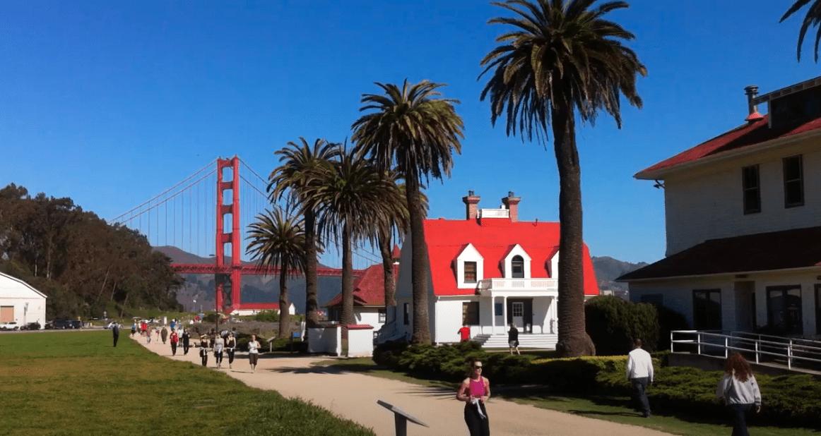 The Presidio, San Francisco