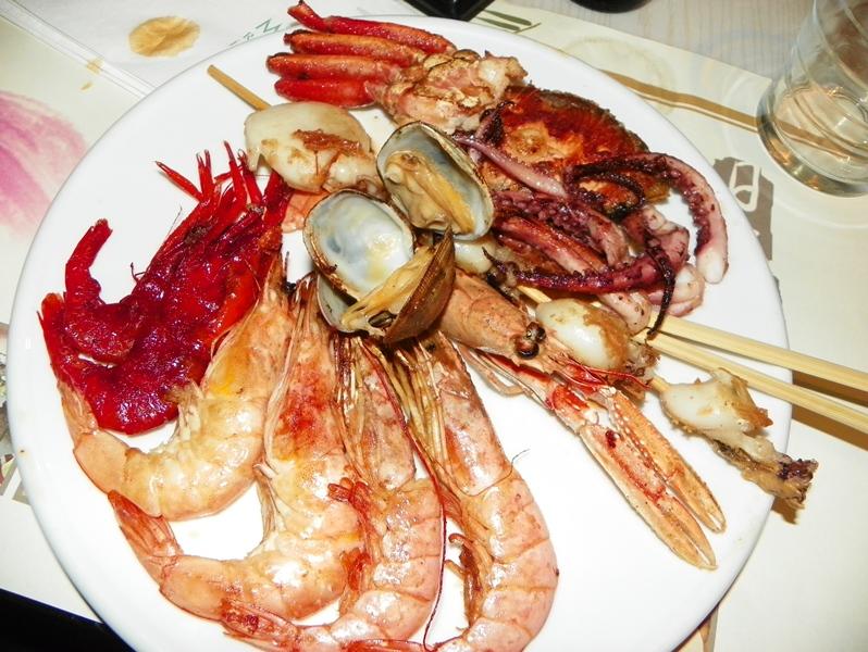 """Mitsui"" - вкусное место на карте Барселоны"