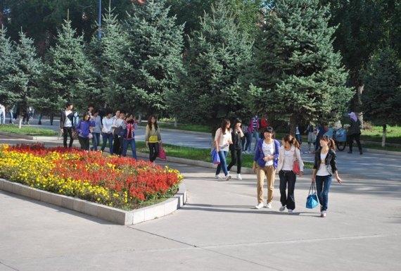Один день из жизни китайской студентки