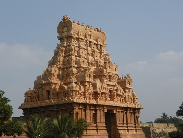 Brihadishwara Temple (4)