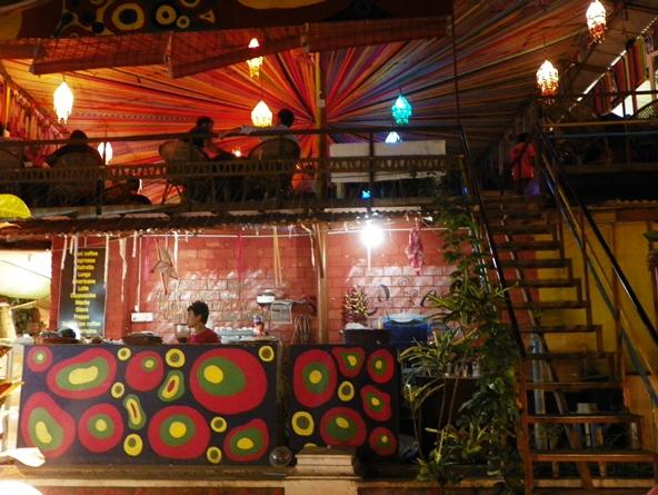 Ресторан в Варкале