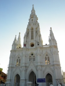 Католическая церковь в Каньякумари