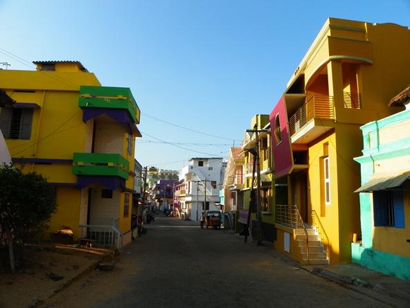 Улицы Каньякумари